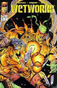Wetworks #20 VF/NM; Image | save on shipping - details inside