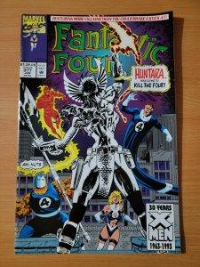 Fantastic Four #377  ~ NEAR MINT NM ~ (1993, Marvel Comics)