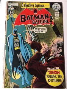 Detective Comics Featuring Batman 415 Vf Very Fine