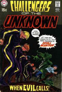 Challengers of the Unknown #71 FN; DC | save on shipping - details inside
