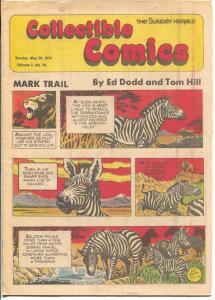 Collectible Comics Vol. 2 #20 1979-Sunday Herald-Tarzan-Russ Manning-Gil Kane-VF