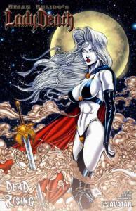 Lady Death: Dead Rising (Brian Pulido's…) #1G VF/NM; Avatar | save on shipping -