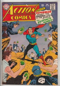 Action Comics #357 (Dec-67) VF/NM High-Grade Superman