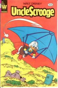 UNCLE SCROOGE 192 VF-NM    1981 COMICS BOOK
