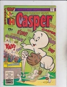 Harvey Comics! Casper! Issue 237!