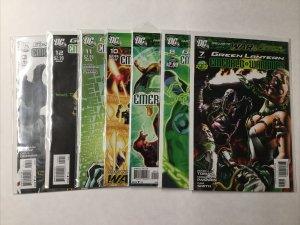 Green Lantern Emerald Warriors 7-13 Near Mint NM DC Comics