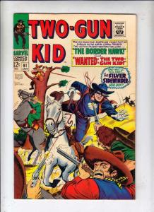 Two-Gun Kid #91 (Jan-68) VF High-Grade Two-Gun Kid
