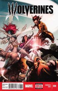 Wolverines #8, NM (Stock photo)