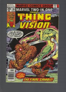 Marvel Two-in-One #39 (1978)