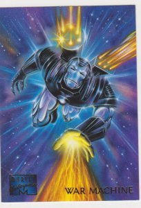 1995 Marvel Masterpieces #110 War Machine