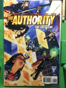 The Authority The Lost Year #9