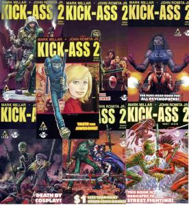 KICKASS 2 (2010 ICON) 1A-7A  Millar & Romita jr