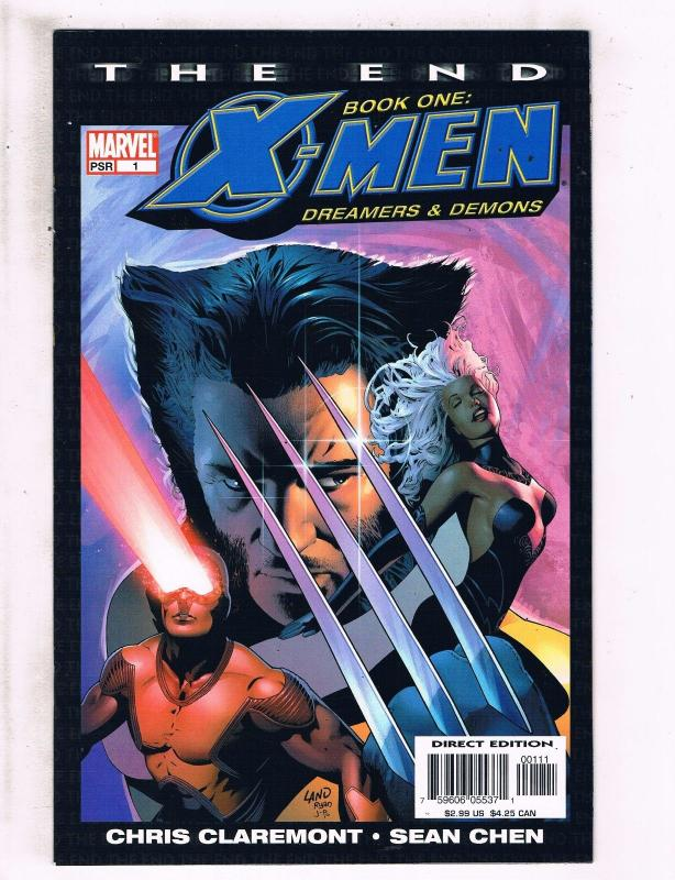 X-Men The End Book One # 1 NM 1st Print Marvel Comic Book Wolverine Gambit J103