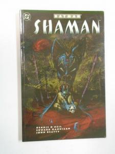 Batman Shaman #1-1st TPB (1993 1st print) 4.0/VG