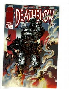 Deathblow #2 (1993) EJ5