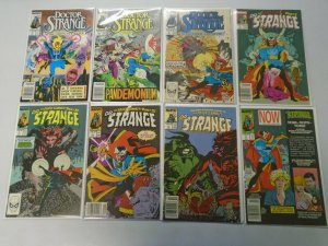 Doctor Strange lot 48 different 3rd series from:#2-66 8.5 VF+ (1988-94)