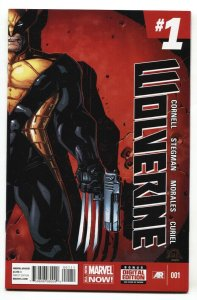 Wolverine #1  First issue 2014 Marvel comics NM-