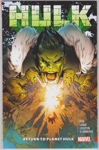 Hulk: Return To Planet Hulk #1 (2018)