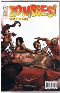 ZOMBIES : ECLIPSE of the UNDEAD #2, NM, 2006, IDW, Undead, more Horror in store