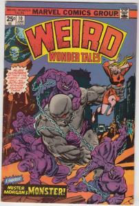 Weird Wonder Tales #10 (Jun-75) VF/NM High-Grade