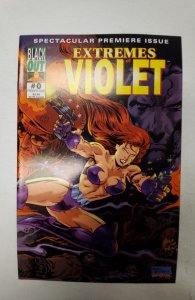 Extremes Of Violet #0 (1995) NM Blackout Comic Book J675