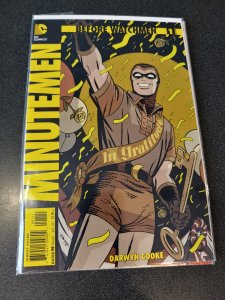 Before Watchmen: Minutemen #1 (2012)