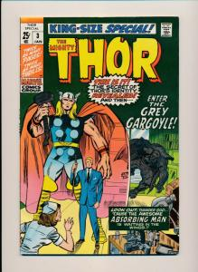 Marvel KING SIZE SPECIAL ~ THOR~ #3 1971 FN/VF (PF637)