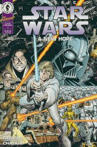 Classic Star Wars: A New Hope #1 VF/NM; Dark Horse | save on shipping - details