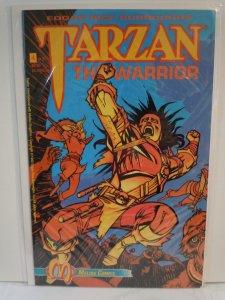 Tarzan the Warrior #4