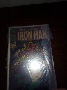 iron man 1- key issue