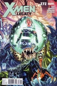 X-Men: Legacy (2008 series) #272, NM (Stock photo)