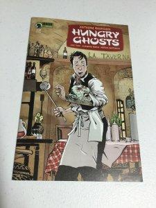 Hungry Ghosts 2 Nm Near Anthony Bourdain Berger Books Dark Horse Comics