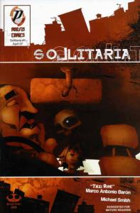 Sollitaria #1 VF/NM; Praxis | save on shipping - details inside