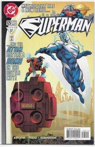Superman   vol. 2   #125 VF Atom