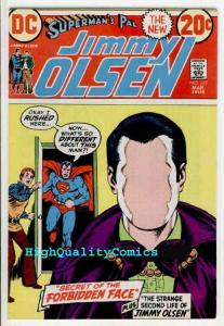 SUPERMAN'S PAL JIMMY OLSEN #157, VF+, Forbidden Face, 1973, more in our store