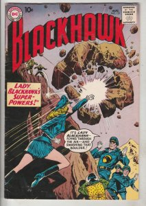 Blackhawk #151 (Aug-60) VF/NM High-Grade Black Hawk, Chop Chop, Olaf, Pierre,...