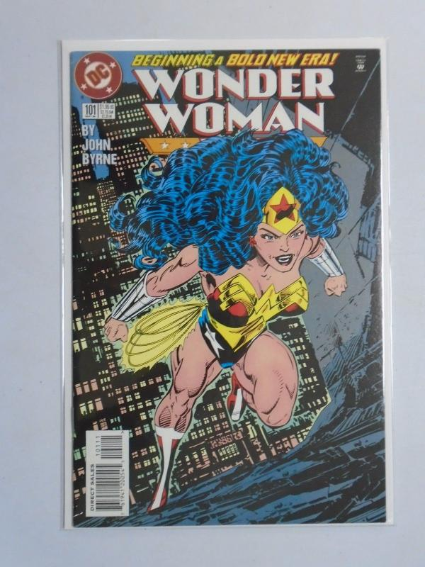 Wonder Woman (2nd Series) #101 - 6.0 - 1995