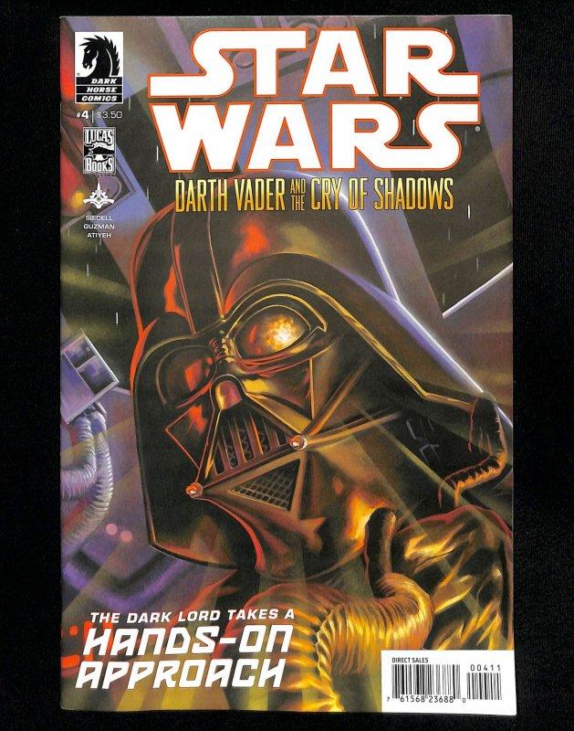 Star Wars: Darth Vader and the Cry of Shadows #4 (2014)