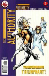 Authority (2003 series) #8, VF+ (Stock photo)
