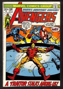 The Avengers #106 (1972)