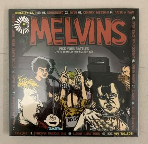 Melvins the making love demo Manchild 3 4 Melvins The Making Love Demos Melvins Pick Your Battles Cd Comic Books Modern Age Hipcomic