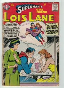 LOIS LANE 7 FAIR  Feb 1959