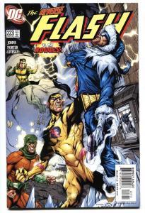 Flash #223-2005-Rogues Gallery - Rogue War story Comic Book