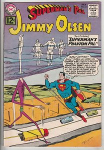 Jimmy Olsen, Superman's Pal  #62 (Jul-62) VF/NM+ High-Grade Jimmy Olsen