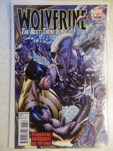 WOLVERINE THE BEST THERE IS # 6