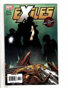 Exiles #72 (2006) OF38