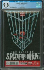 Surperior Spider-Man #11 CGC Graded 9.8