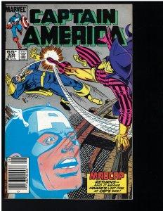 Captain America #309 (Marvel, 1985)
