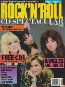 Rock 'N' Roll CD Spectacular #1 FN; WGE | save on shipping - details inside