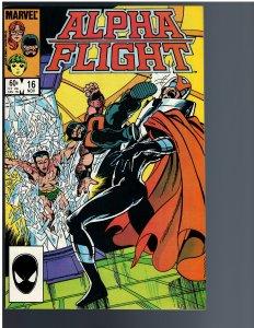 Alpha Flight #16 (1984)